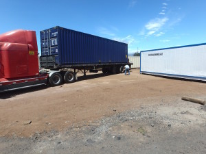 40ft HQ Container