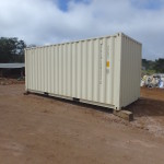 Emergency Shelter Container Homes