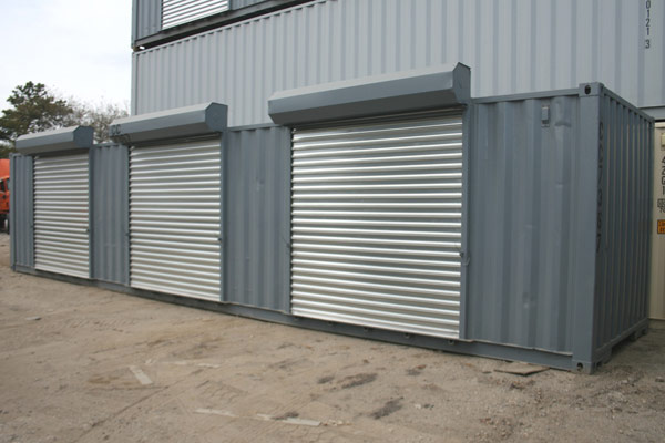 Storage Containers And Bodegas Containerhomes Net