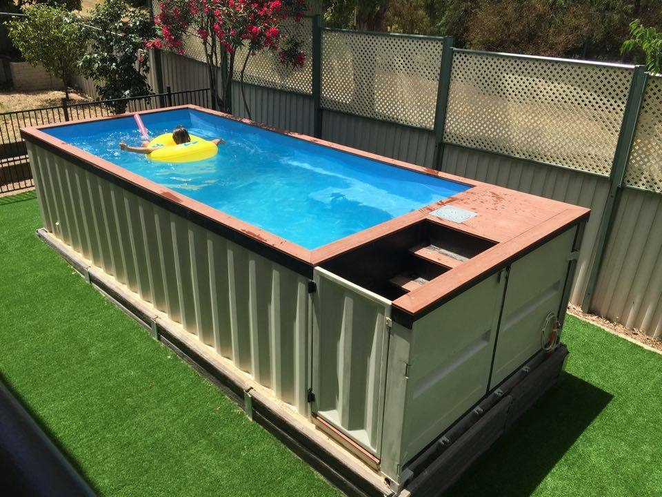 container-pool