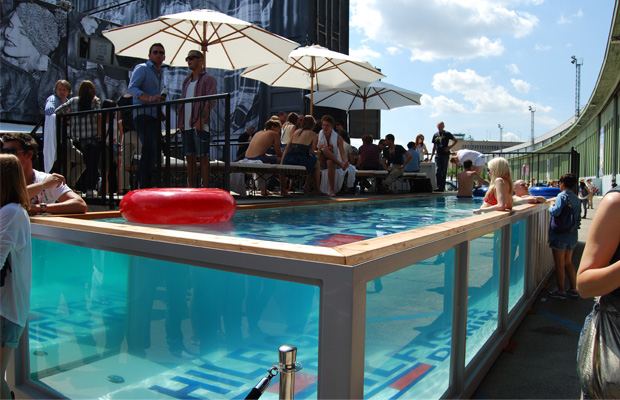 Shipping Container Pools Containerhomes Net